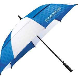 "64"" Slazenger? Champions Vented Auto Golf Umbrella"