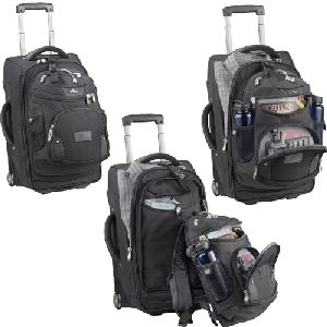 High Sierra 22 Wheeled Carry-On w/Removable DayPac