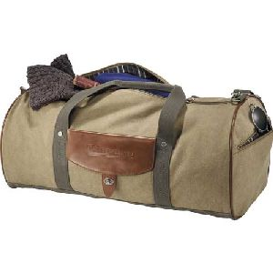 Cutter & Buck® Legacy Cotton Roll Duffel