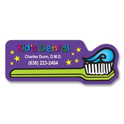 Toothbrush - Healthcare Stock Magnets