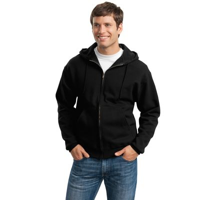 JERZEES ®  Super Sweats ®  - Full-Zip Hooded Sweatshirt.  4999M