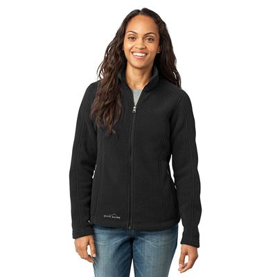 Eddie Bauer 174  - Ladies Full-Zip Fleece Jacket. EB201 -