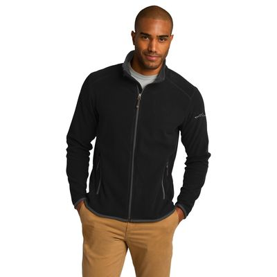 Eddie Bauer 174  Full-Zip Vertical Fleece Jacket. EB222 -