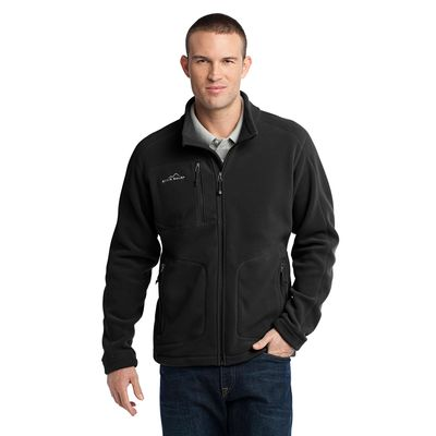 Eddie Bauer 174  - Wind Resistant Full-Zip Fleece Jacket. EB230 -
