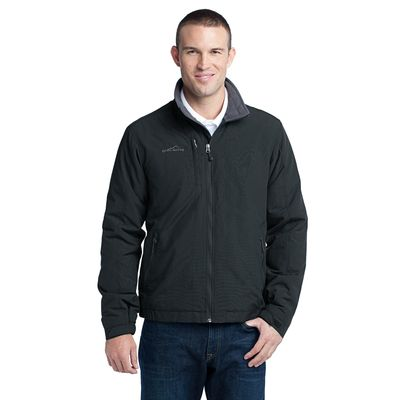 Eddie Bauer 174  - Fleece-Lined Jacket. EB520 -