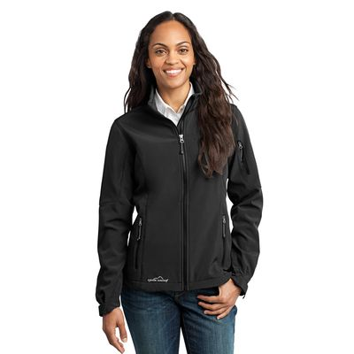 Eddie Bauer 174  - Ladies Soft Shell Jacket. EB531 -