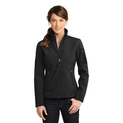 Eddie Bauer ®  Ladies Rugged Ripstop Soft Shell Jacket. EB535 -