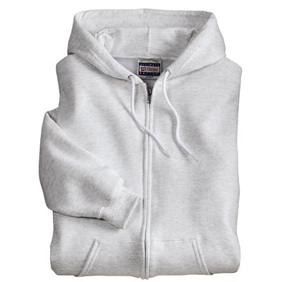 Hanes ®  Ultimate Cotton ®  - Full-Zip Hooded Sweatshirt.  F283