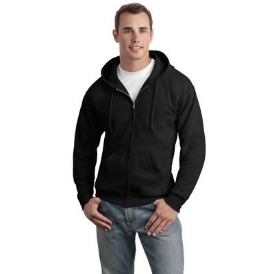 Hanes ®  - Comfortblend ®  EcoSmart ®  Full-Zip Hooded Sweatshirt. P180