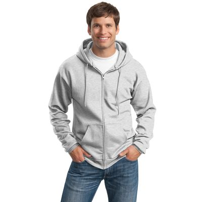 Port & Company 174  Tall Ultimate Full-Zip Hooded Sweatshirt. PC90ZHT -