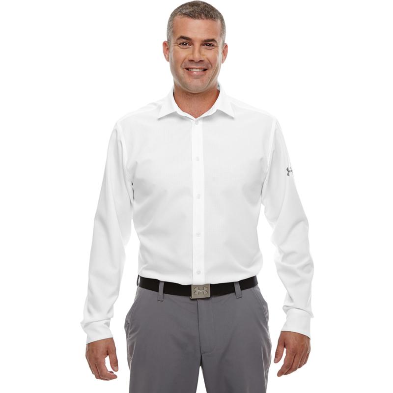 Under Armour Men's Ultimate Long Sleeve Buttondown . 1259096.