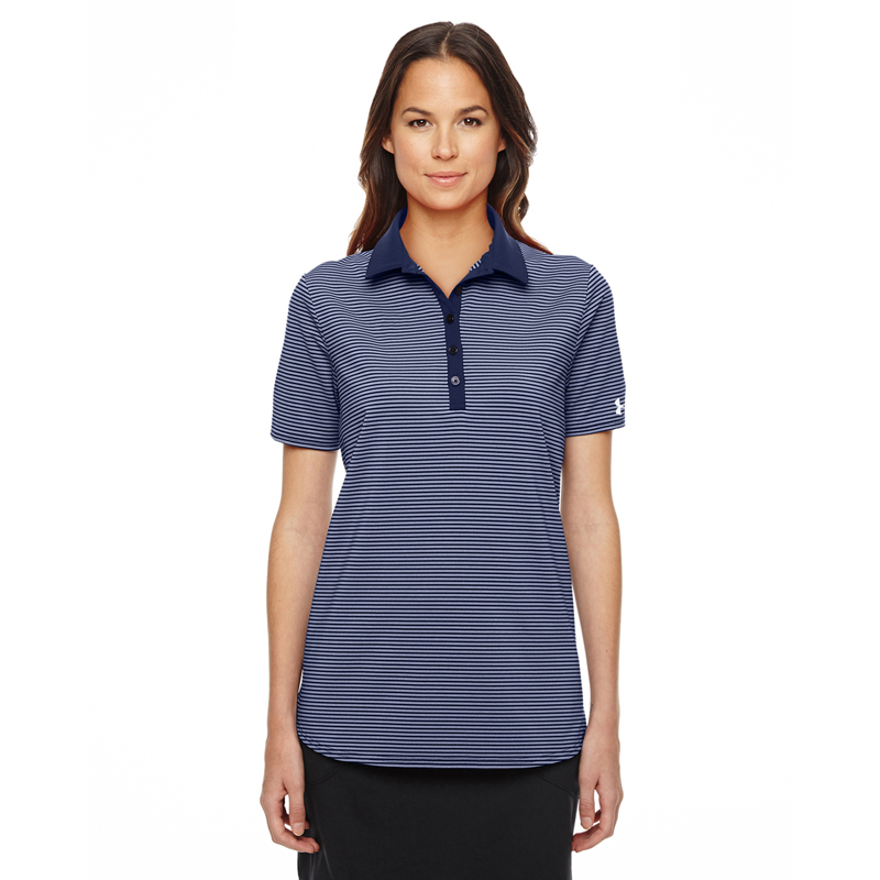 Under Armour Ladies' Clubhouse Polo. 1283944.