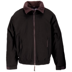 Big Horn Jacket - The Big Horn Jacket is designed as a medium weight jacket with a microfiber shell and fleece lining to be both wind and rain resistant. The side zippers give access to a side arm or can be used for greater ventilation when things heat up.
