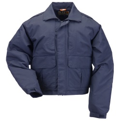 Double Duty Jacket - The 5.11 Double Duty Jacket incorporates all the standard duty features patrol officers need and want with a zip out liner allowing for a lightweight nylon shell alternative or a warmer  lined duty jacket.