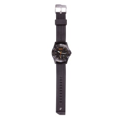 Sentinel Watch - The 5.11 Sentinel Watch has a Swiss three hand movement and 316L stainless steel case and unidirectional ratcheting dive bezel. The Sentinel Watch is ideal in all situations whether that's on patrol  in the brush  at the gym or wearing a suit.