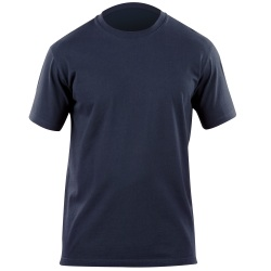 Professional T-Shirt - Short Sleeve - 5.11 Professional Short Sleeve T is made from 6 oz. ring-spun knit for enhanced comfort and double needle tailoring at the shoulder for increased durability. With its tapered fit and wrinkle resistant fabric  our Professional T Shirts are a superior choice for station wear.