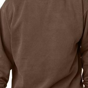 1566 Chouinard Adult Crew-Neck Sweatshirt  - 1566-Brown DirDye
