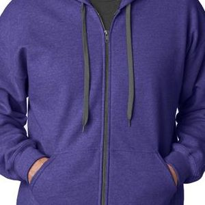 18700 Gildan Adult Heavy BlendVintage Classic Full-Zip Hooded Sweatshirt