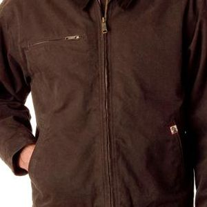 5087 Dri-Duck Adult Outlaw Canvas Jacket  - 5087-Tobacco