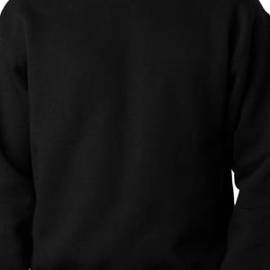 82300 Fruit of the Loom Adult SupercottonTM Sweatshirt  - 82300-Black