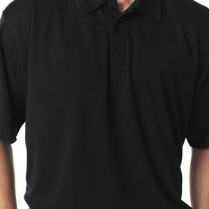 8320 UltraClub® Men's Platinum Performance Jacquard Polo with TempControl Technology