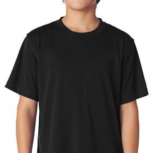 8420Y UltraClub® Youth Cool & Dry Sport Performance Interlock Tee
