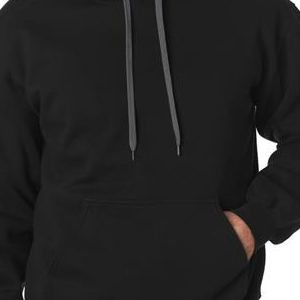 92500 Gildan Adult Premium Cotton Hooded Sweatshirt