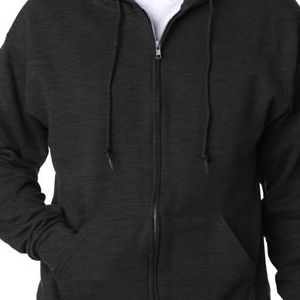 993 Jerzees Adult NuBlend® Hooded Full-Zip Sweatshirt