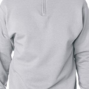 995 Jerzees Adult NuBlend® Quarter-Zip Cadet-Collar Sweatshirt