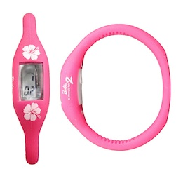 LCD Silicone Watch