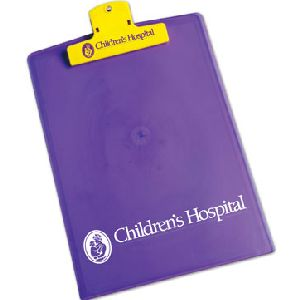 "9"" x 12"" Keep-it™ Clipboard - 9"" x 12"" clipboard features pen holder and nail hole for hanging"