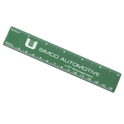 "6 Recycled Promotional Ruler"" -"