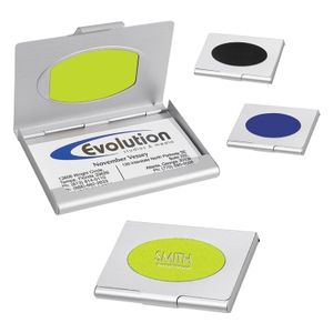 Saturn Business Card Holder