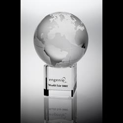 Revolution - Optically Perfect Award Globes