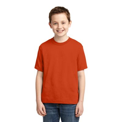 JERZEES ®  - Youth Heavyweight Blend ™  50/50 Cotton/Poly T-Shirt.  29B