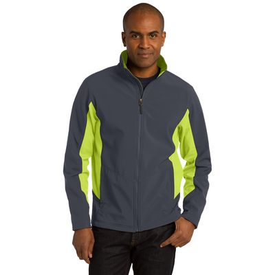 Port Authority 174  Core Colorblock Soft Shell Jacket. J318 -