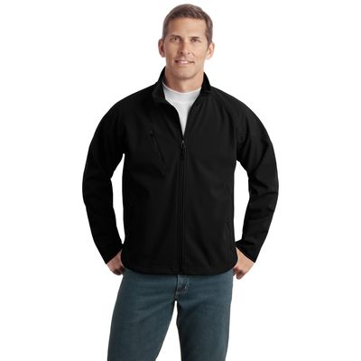 Port Authority ®  Tall Textured Soft Shell Jacket. TLJ705