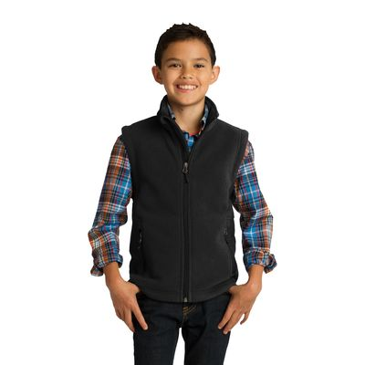 Port Authority 174  Youth Value Fleece Vest. Y219 -