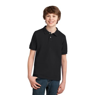 Port Authority ®  Youth Pique Knit Polo. Y420