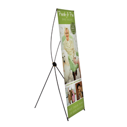 "70"" Orion Banner Display Kit - You'll feel like a shining star when you use this easy to set-up display. Goes from the bag to assembled in only 30 seconds!Lightweight with strong fiberglass arms and plastic banner hooksAdjustable high-impact plastic support hub provides multiple viewing anglesFlexible arms pull banner taut and create stabilityRecommended for tradeshows and presentationsWarranty: Orion is a high-value product that will work for your event, but due to the nature of the product, it is not covered by our standard one year wa"