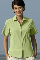 Women's Vansport? Woven Camp Shirt - Women's Woven Camp Shirt