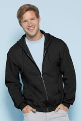 Gildan® Heavy Blend? Adult Full-Zip Hooded Sweatshirt - Gildan® Heavy Blend? Adult Full-Zip Hooded Sweatshirt