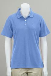 Women's Easy-Care Pique Polo - Greg Norman Women's Easy-Care Pique Polo